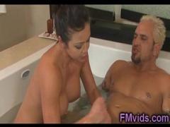 Stars stream video category blowjob (324 sec). Sexy Mia Lelani fucked in the bathtub.